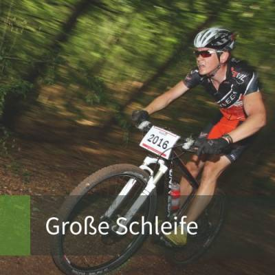 Strecke Große Schleife