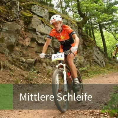 Strecke Mittlere Schleife