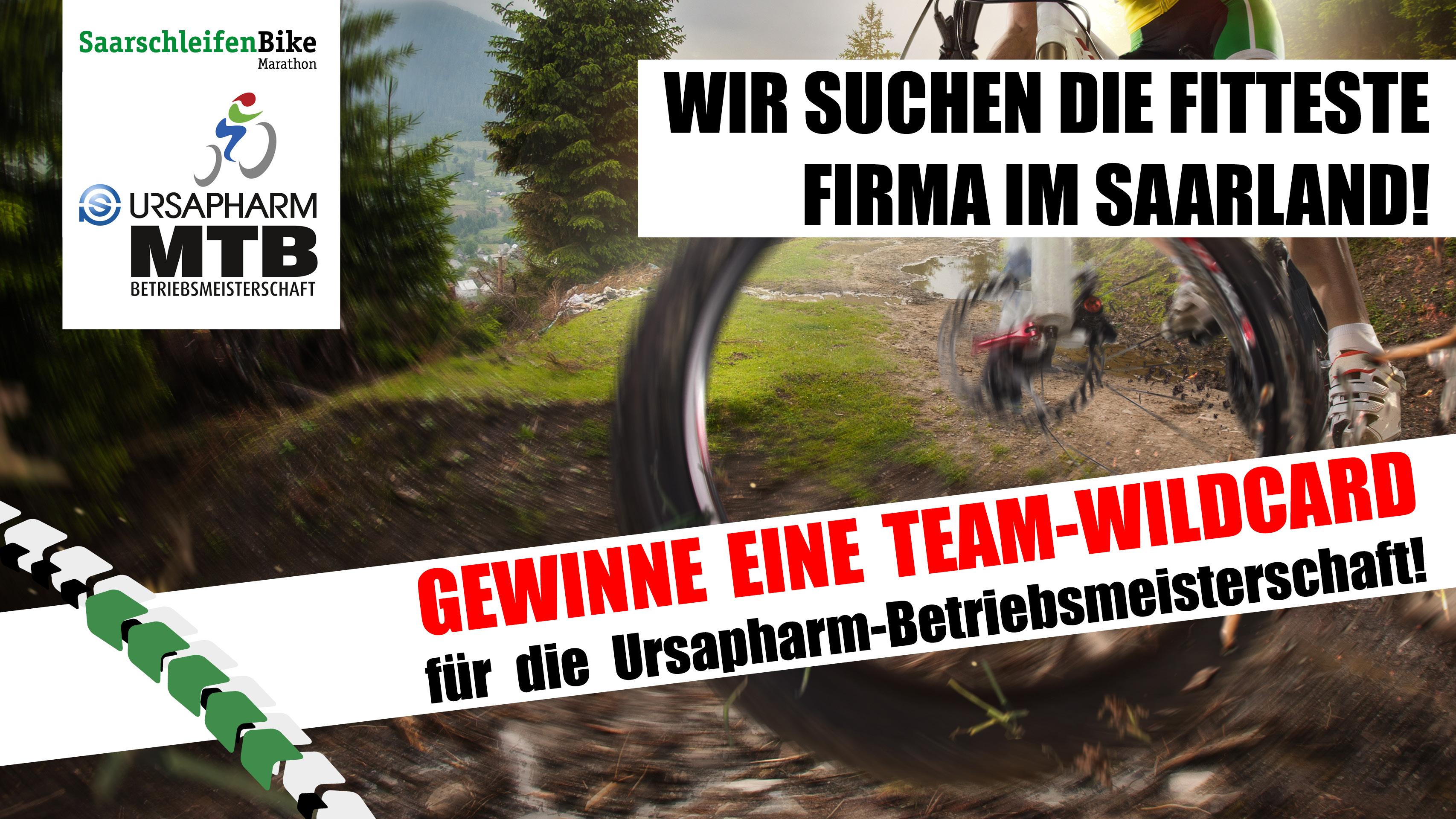 Ursapharm Betriebsmeisterschaft SaarschleifenBike